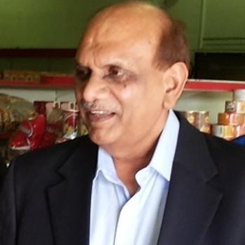 Dr. Girish K. Agrawal