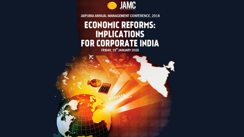 JAMC - ECONOMIC REFORMS: IMPLICATIONS FOR CORPORATE INDIA