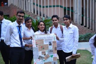 Finance and Economics Club Activity @ Jaipuria, Jaipur