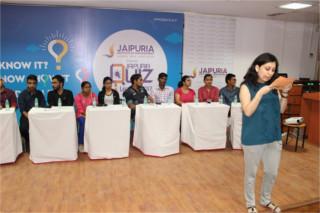 JQL Regional Finale @Jaipuria Jaipur