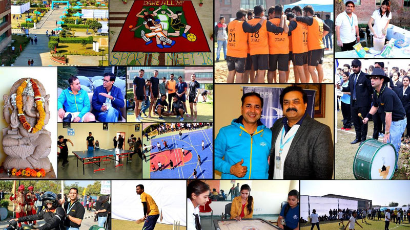 6th National Sports Meet 2018