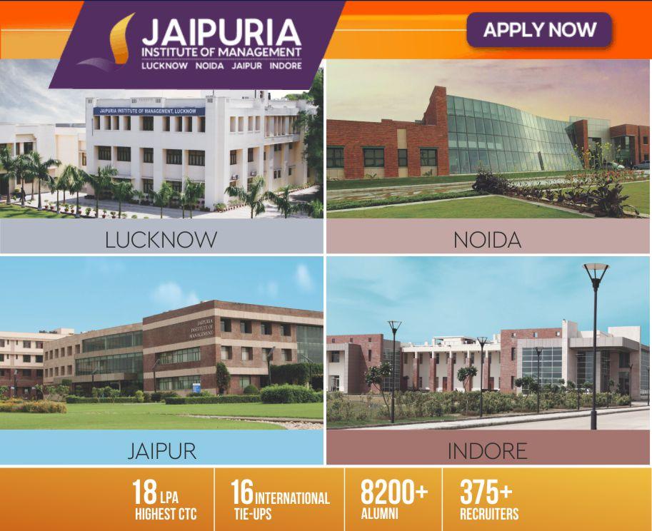 BE A Jaipurian