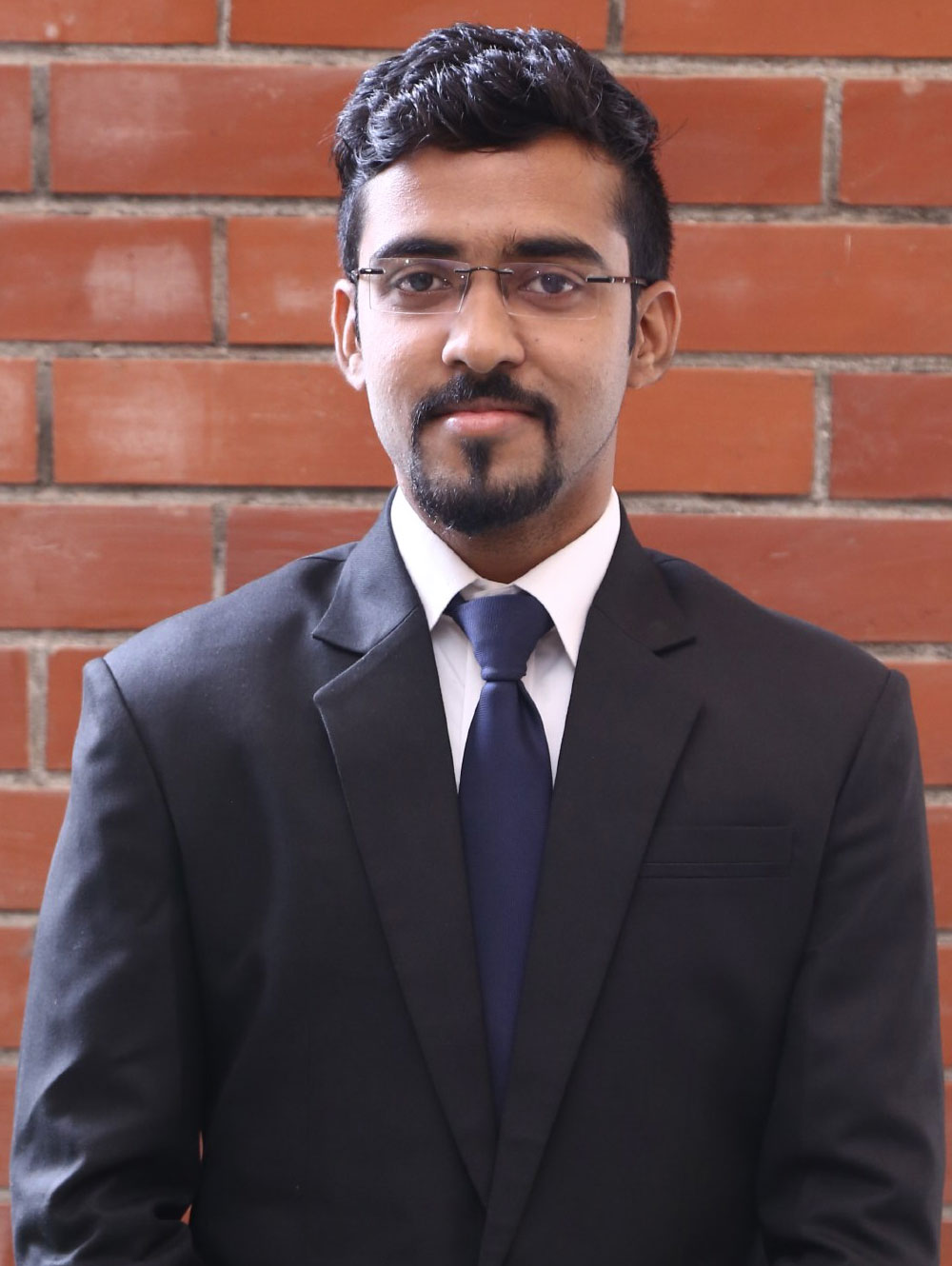 Girish done PGDM course at Top Management Colleges in Indore