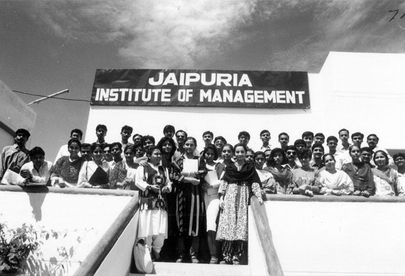 Jaipuria-CampusFirstBatch-1995