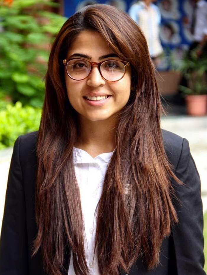 Jalpa Ramnani MBA Student from Best mba institute in Jaipur working at Deloittee