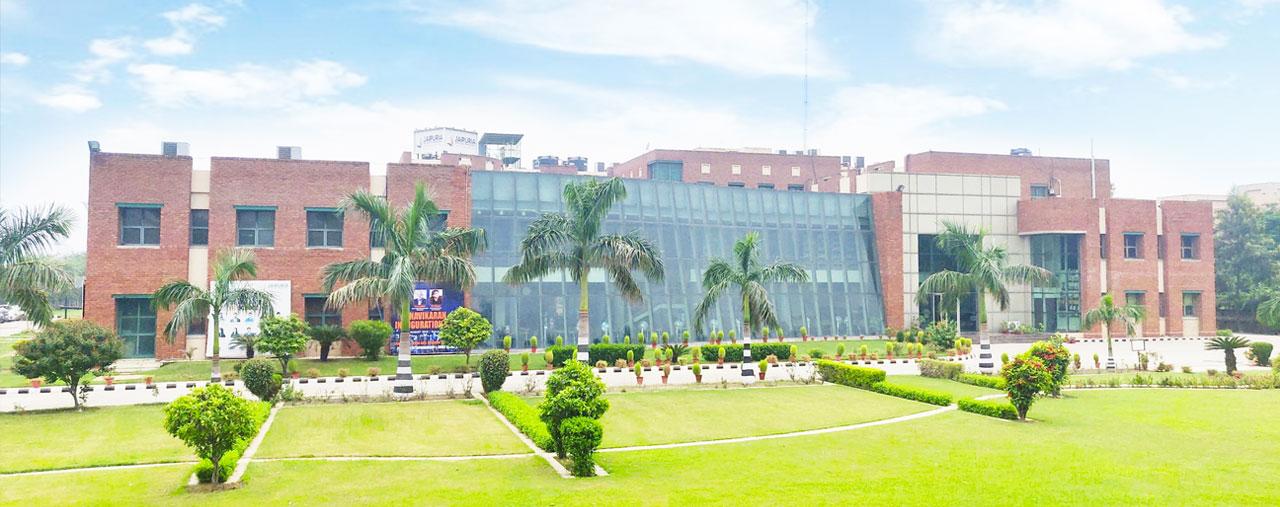 Campus Overview | Jaipuria Institute of Management, Noida