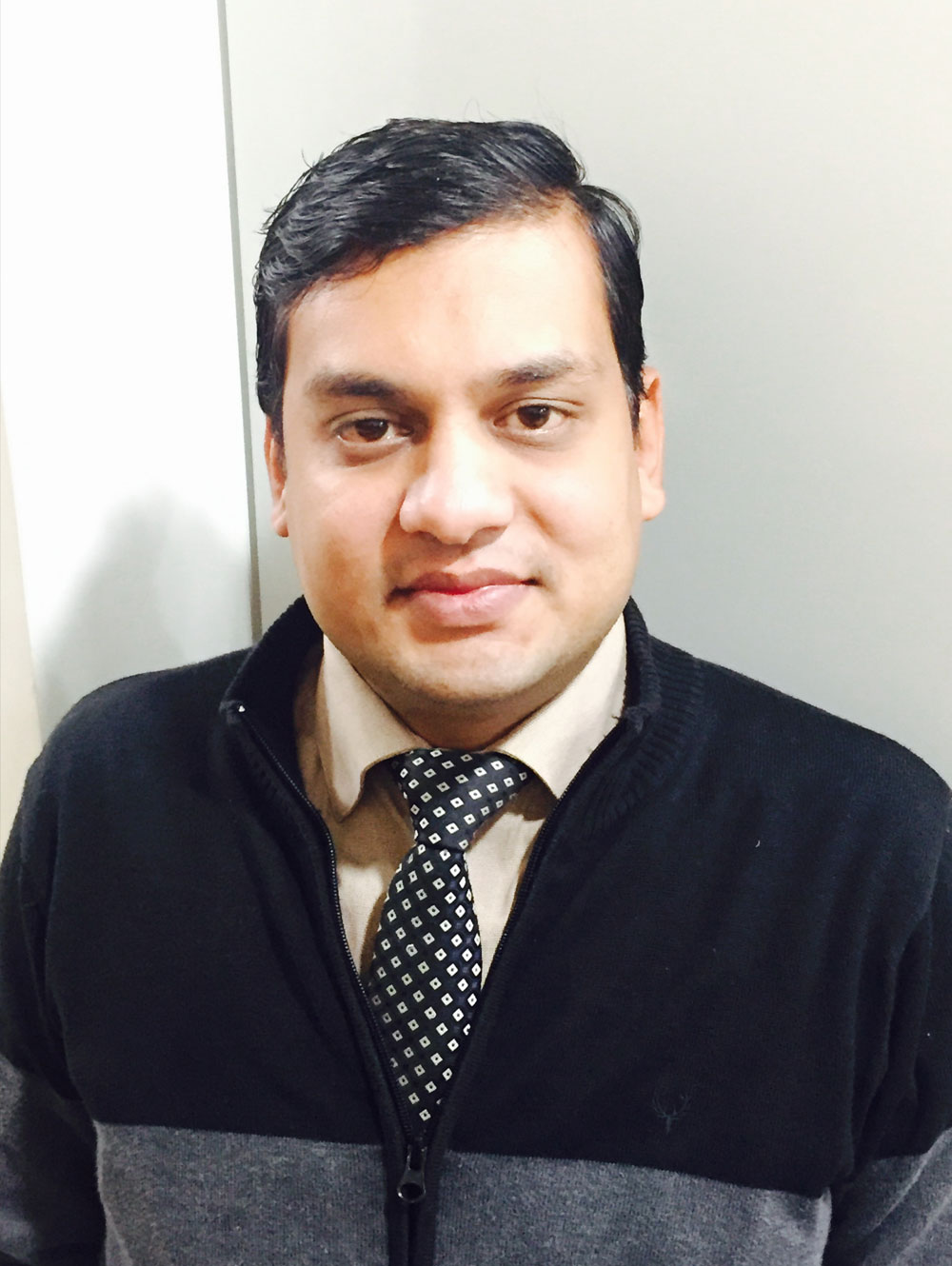 About Ritesh Jain done PGDM Course from best business schools in Jaipur