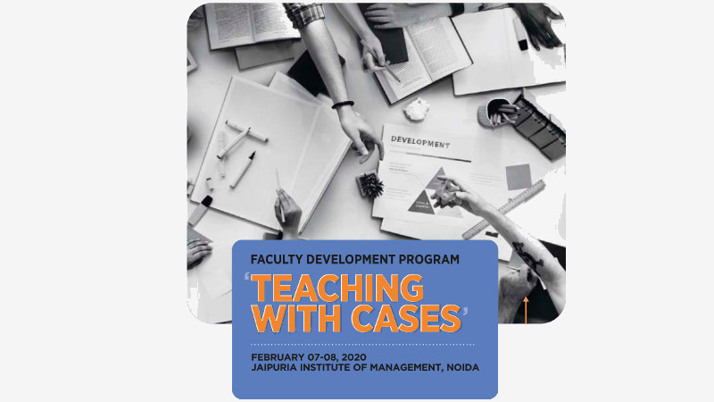 FDP - Teaching With Cases
