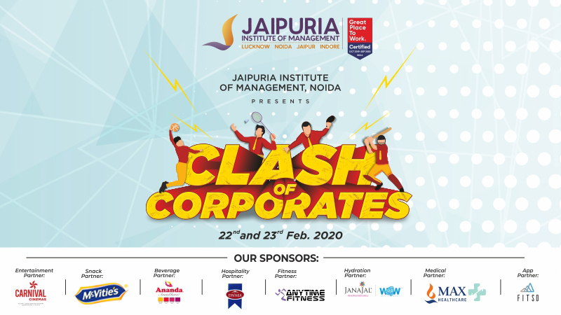 CLASH OF CORPORATES