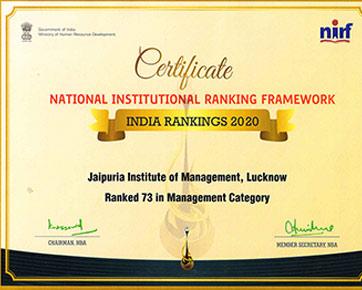 NIRF-Certificate-2020