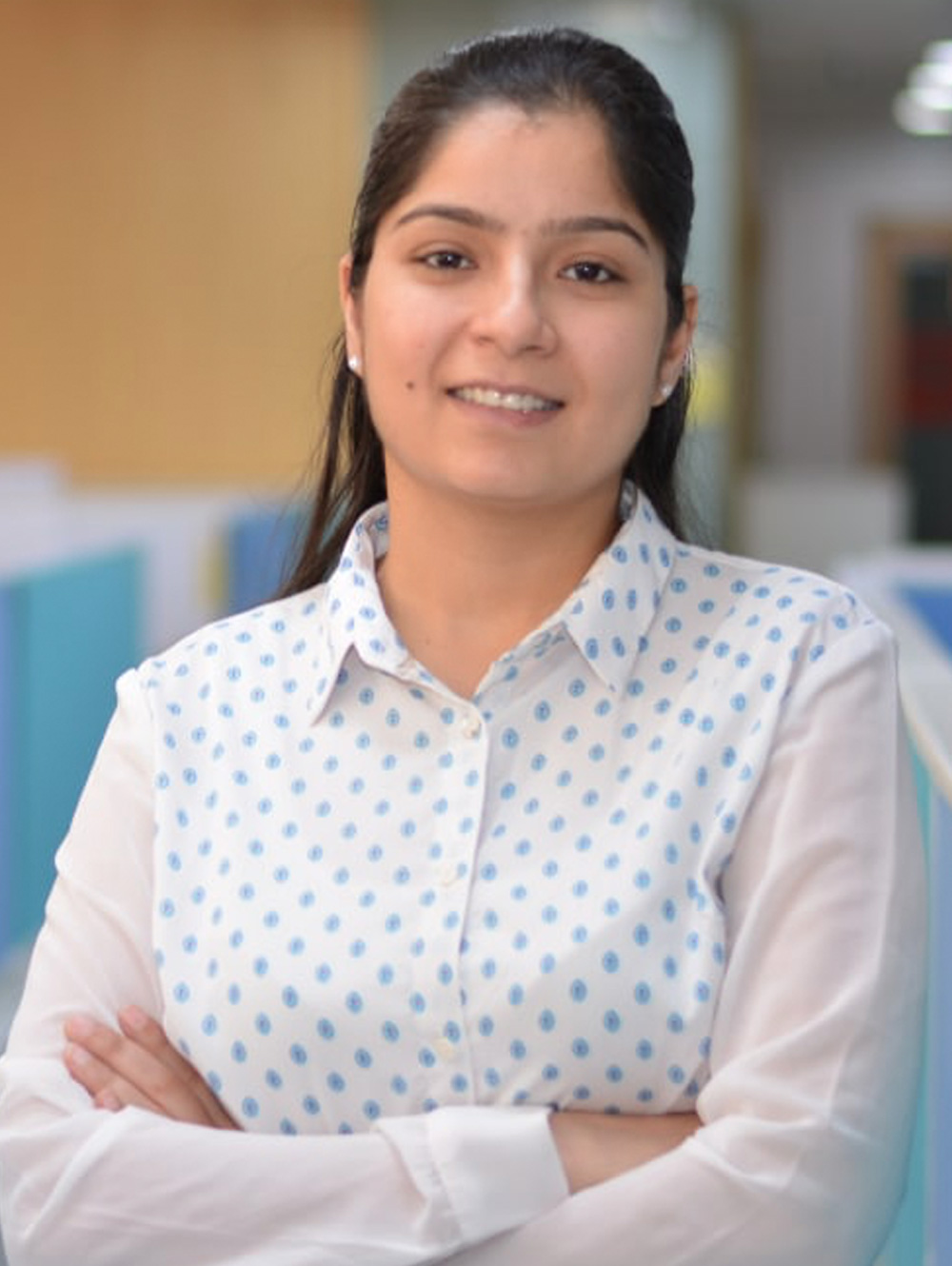 Joshita Tandon done MBA from best B-School in Lucknow