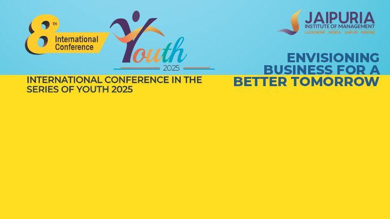 Youth 2021 @ Jaipuria Institute of Management Jaipur