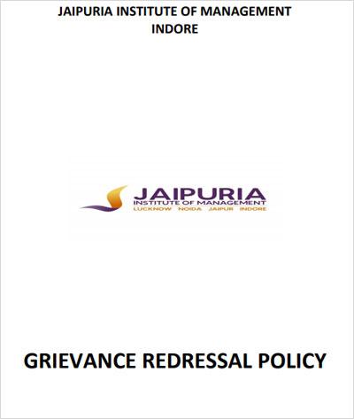 Grievance-redressal