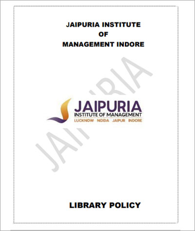 Library-Policy