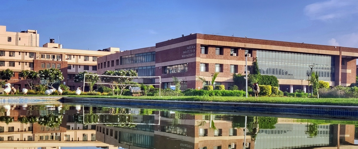 Jaipuria Institute of Management Campus Overview Jaipur