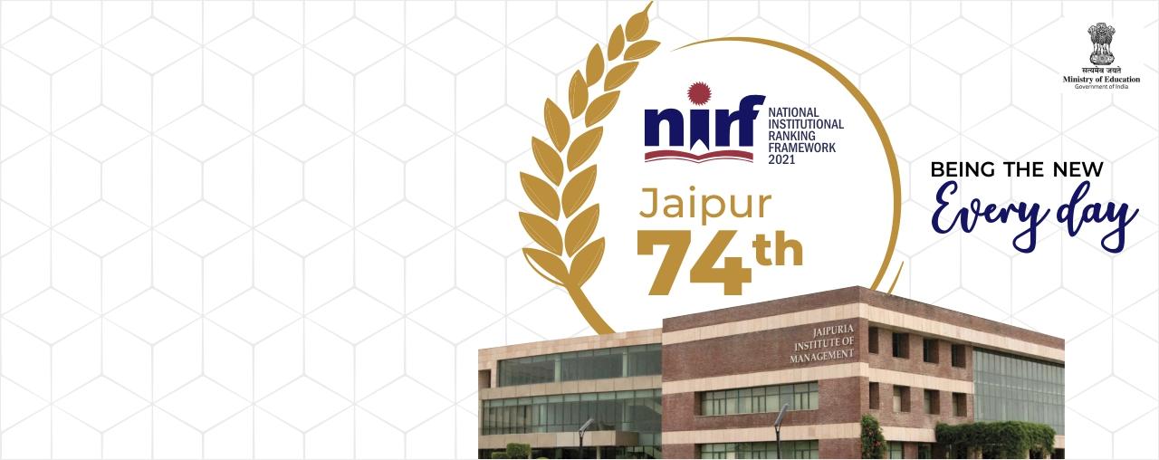 Top PGDM/MBA Colleges in Jaipur | Jaipuria Institute of Management